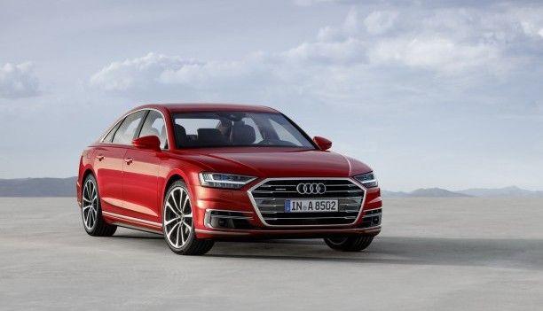 Audi : le W12 restera sur l'A8