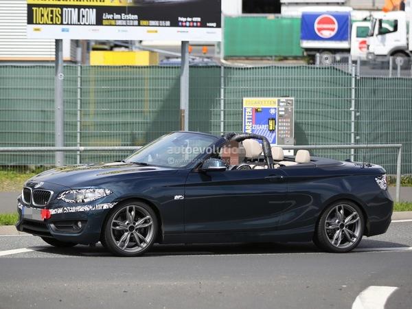 Surprise : la BMW Série 2 enlève le haut