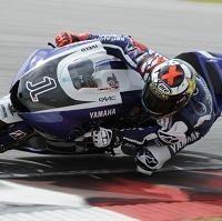Moto GP - Test Sepang D.2: Lorenzo est heureux que ça adhère mais aimerait que ça pousse plus