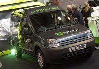 Smith Electric Vehicles/Ford : lumière sur le Smith Ampere, un utilitaire léger 100% électrique