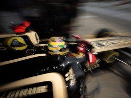 Le noir et l'or vont se répandre en sport auto grâce à Lotus