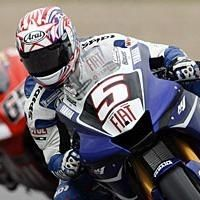 Moto GP: Grande Bretagne: Podium: 2, Edwards.