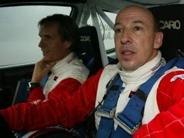 Auriol vise un sponsor et un podium