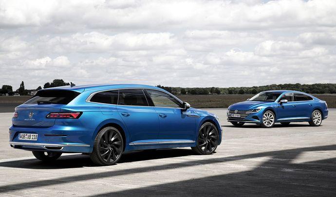 Présentation vidéo - Volkswagen Arteon restylée : un nouveau Shooting Brake et une sportive R