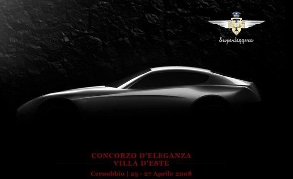 Villa D'Este 2008 : la Carrozzeria Touring revient