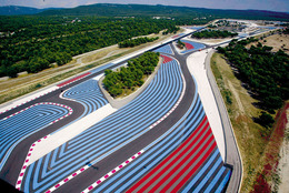 De nouveaux aménagements pour le Circuit Paul Ricard HTTT