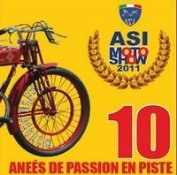 ASI Motoshow (I) 10ème du nom du 13 au 15 mai sur le circuit Riccardo Paletti.