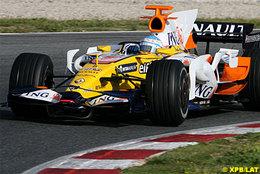 Formule 1 : la méforme de Renault causée par les accusations d'espionnage ?