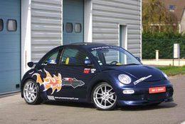 New Beetle : retour vers le futur