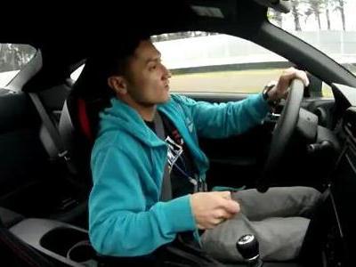 [vidéo] Le coupé Scion FR-S drifte sous la pluie