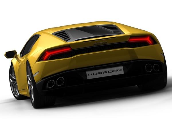 La Lamborghini Huracan sera disponible en propulsion