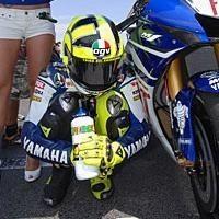 "Moto GP: Rossi et le titre: ""Ce sera plus difficile""."