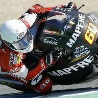 Moto 2: Cinq équipes tournent à Jerez sous le soleil