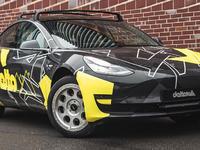 La Tesla Model 3 rehaussée grâce à Delta