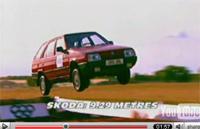 Vidéo Top Gear : Olympic Games : le saut en Longueur