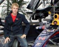 Sebastian Vettel chez Red Bull en 2009