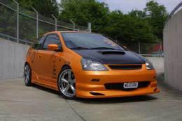 Honda Civic Type R : la rage au ventre