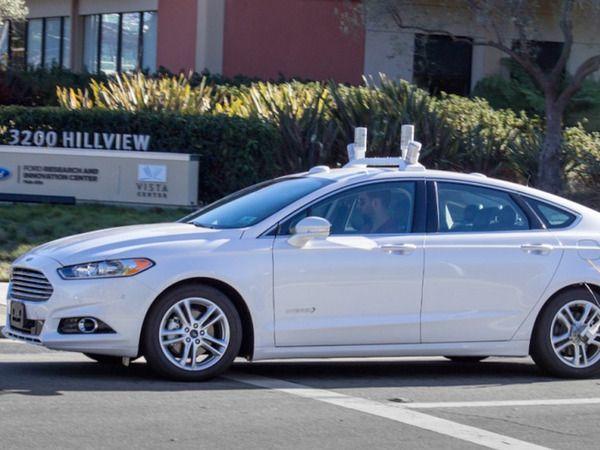 Voitures autonomes: Ford a son axe avec Pivotal