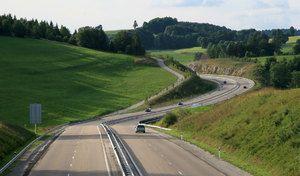 Loi mobilité: un plan de désenclavement routier d'un milliard d'euros