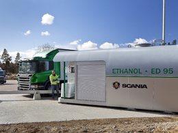 Le constructeur Scania demande au gouvernement l'ED95