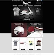 Vespa Store : tout l'univers Vespa disponible sur le net !