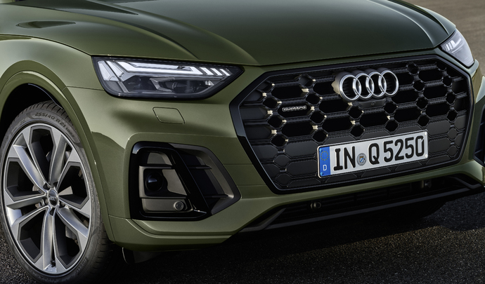 Présentation vidéo - Audi Q5 2020 : un restylage pour rester dans la course