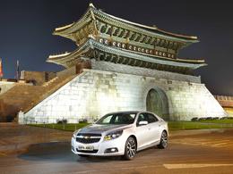General Motors prévoit un retrait de la Corée du Sud, au cas où