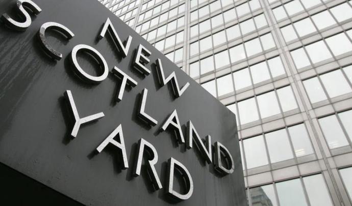 Vidéo: la police anglaise autorisée à foncer sur les voleurs de motos!