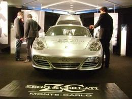 Porsche Cayman S par N-Technology