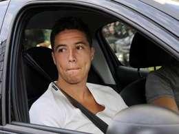 Excès de vitesse : Samir Nasri sur le bord de la route...