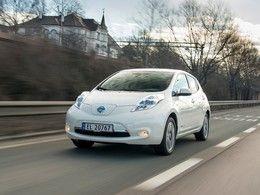 Nissan : trois mois d'essai gratuits dans les électriques