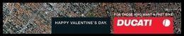 Photo du jour : St Valentin en Ducati brésilienne