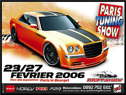 Paris Tuning Show 2006 les stands incontournables