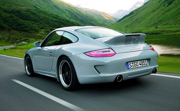 Bientôt une sportive électrique chez Porsche