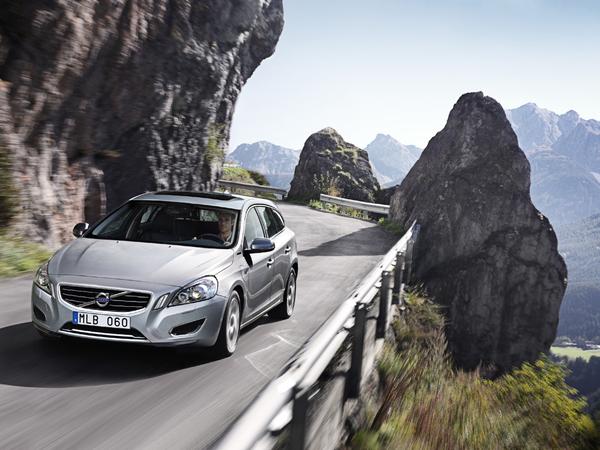Volvo V60 hybride rechargeable : début de production en novembre 2012, et un prix inférieur à 60 000 euros