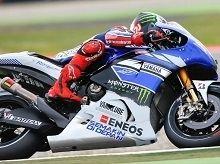 Moto GP - Pays-Bas: Jorge Lorenzo regrette un excès de confiance