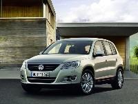 """Volkswagen: un """"Tiguan+2"""" en 2011"""