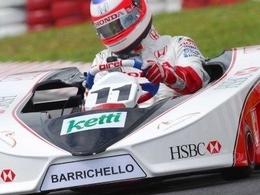 Barrichello prêt pour briller en kart