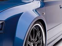 Audi A4 : avec une pointe de Lamborghini..