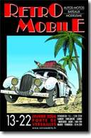 Rétromobile 2004 : en route pour l'aventure