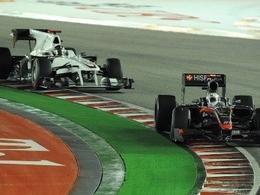 Les Européens perdent du terrain en F1