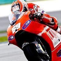 Moto GP - Ducati: Hayden garde la tête froide