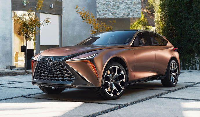 """Lexus : un """"super"""" SUV au programme ?"""