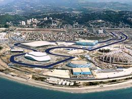 F1 - Le circuit de Sotchi est en règle