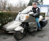 Papy Daniel: interview d'un motard lambda...