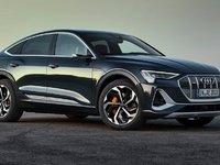 Audi e-tron Sportback: le même en mieux