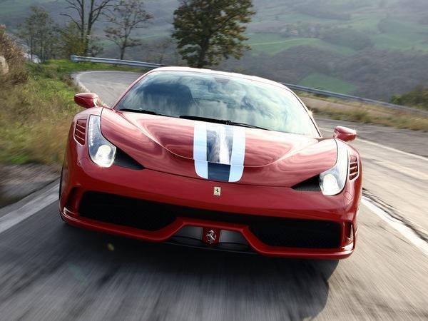 Ferrari 458 Speciale Spider : une série limitée à 458 exemplaires avec un nom spécifique