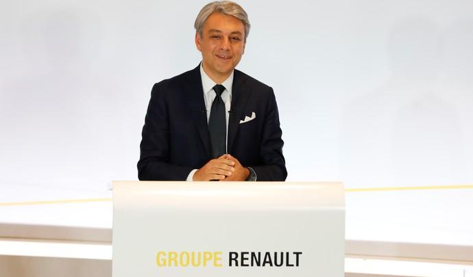 """Luca de Meo, nouveau directeur général de Renault: """"J'ai toujours aimé aller où il y a des défis"""""""