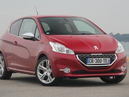 La Peugeot 208 est élue « Voiture de l'année » par l'AFPA