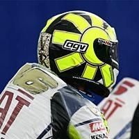"""Moto GP:Rossi et sa mise """"aux points""""."""